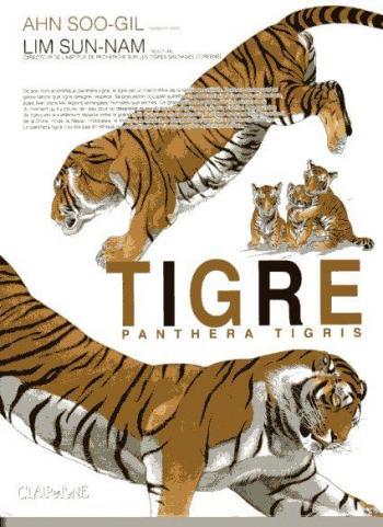 Couverture de l'album TIGRE Panthera Tigris (One-shot)