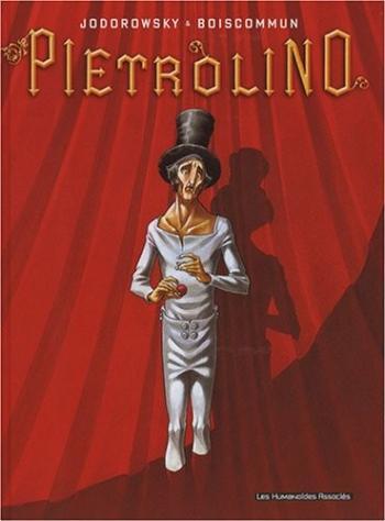 Couverture de l'album Pietrolino - 1. Le Clown frappeur