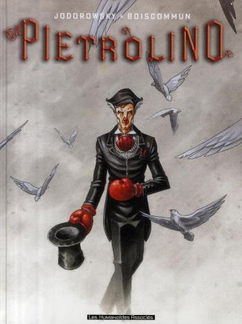 Couverture de l'album Pietrolino - 2. Un cri d'espoir