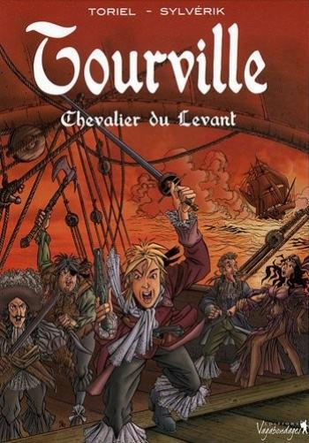 Couverture de l'album Tourville - 1. Chevalier du Levant