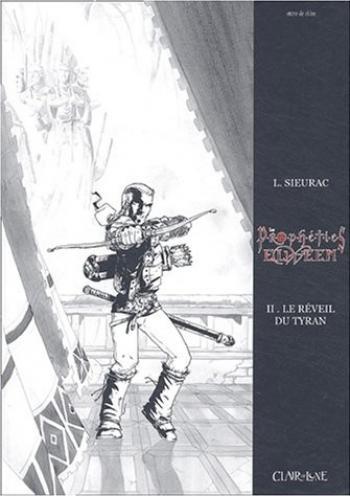 Couverture de l'album Les Prophéties Elween - 2. Le réveil du tyran