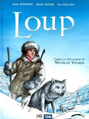Couverture de l'album Loup (One-shot)