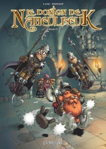 Couverture de l'album Le Donjon de Naheulbeuk - 12. Quatrième saison - partie 3