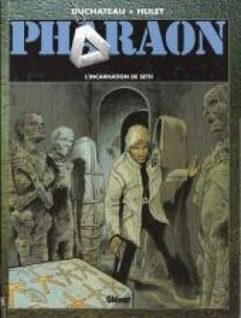 Couverture de l'album Pharaon - 3. L'Incarnation de Seth