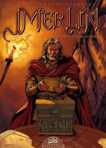 Couverture de l'album Merlin - 9. Le Secret du codex