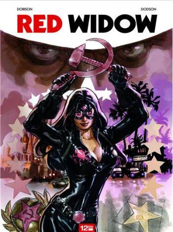 Couverture de l'album Red widow - 1. Undercover