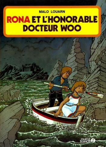 Couverture de l'album Rona - 2. Rona et l'honorable docteur Woo