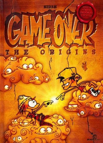 Couverture de l'album Game Over - HS. The Origins