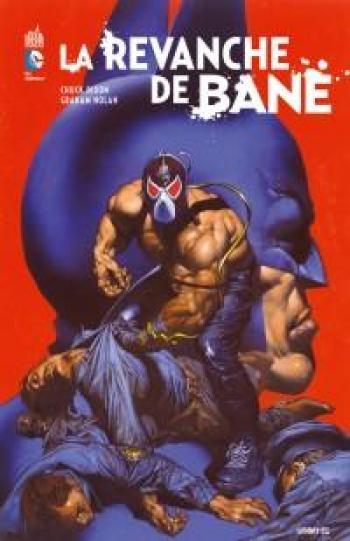 Couverture de l'album La Revanche de Bane (One-shot)