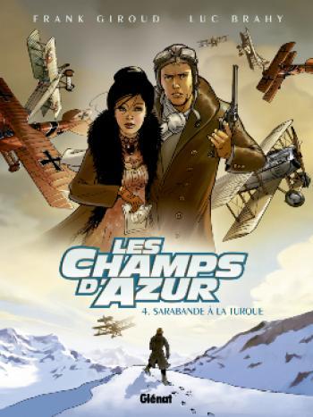 Couverture de l'album Les Champs d'azur - 4. Sarabande à la Turque