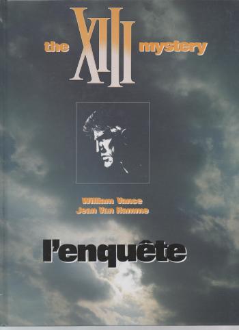 Couverture de l'album XIII (France Loisirs - Album double) - 7. L'enquête