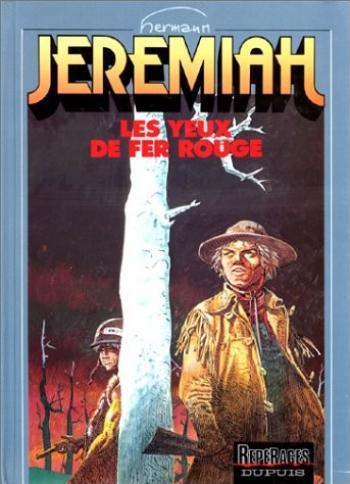 Couverture de l'album Jeremiah - 4. Les Yeux de fer rouge