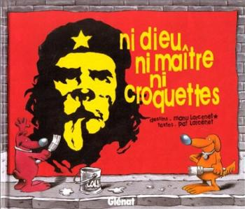 Couverture de l'album Ni dieu, ni maitre, ni croquettes (One-shot)