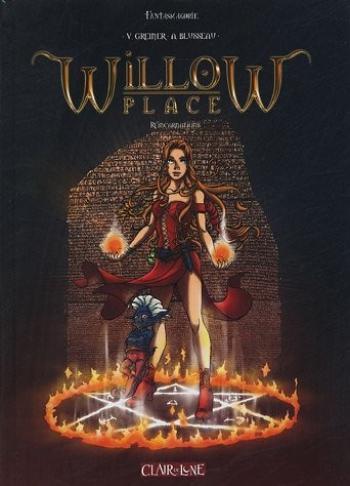 Couverture de l'album Willow Place (One-shot)
