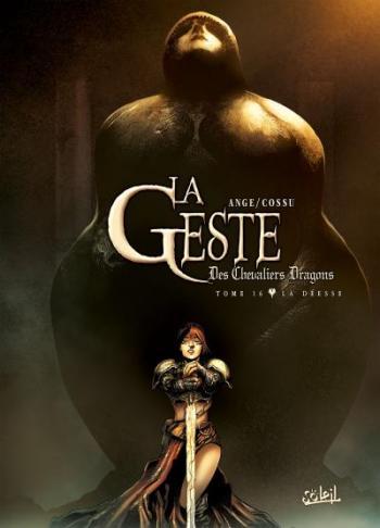 Couverture de l'album La Geste des Chevaliers Dragons - 16. La déesse