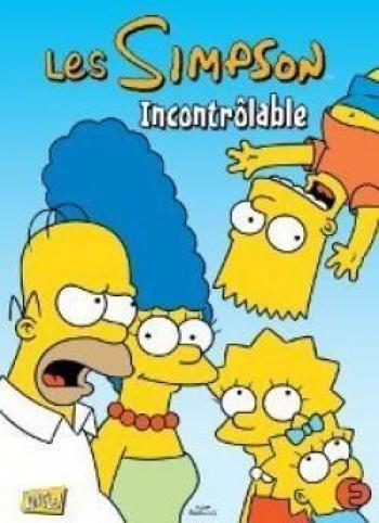 Couverture de l'album Les Simpson (Jungle) - 19. Incontrôlable