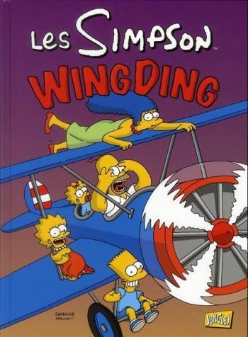 Couverture de l'album Les Simpson (Jungle) - 16. Wing ding