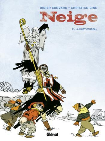 Couverture de l'album Neige - 2. La Mort corbeau
