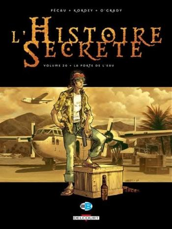 Couverture de l'album L'Histoire secrète - 20. La porte de l'eau