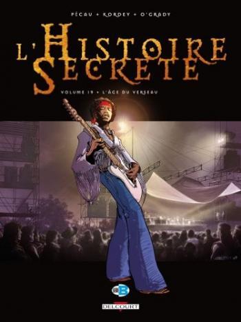 Couverture de l'album L'Histoire secrète - 19. L'âge du verseau