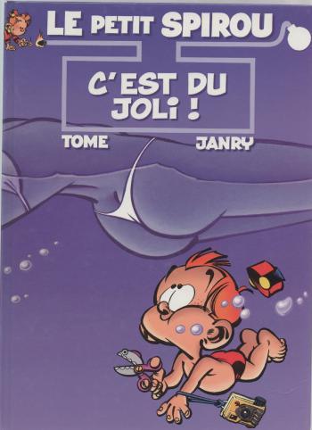 Couverture de l'album Le Petit Spirou - 12. C'est du joli !
