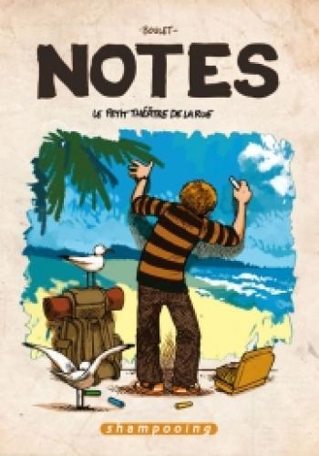 Couverture de l'album Notes - 2. Le Petit Théâtre de la rue