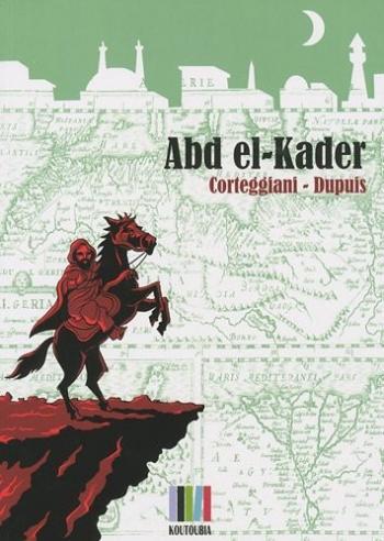 Couverture de l'album Abd el-Kader (One-shot)