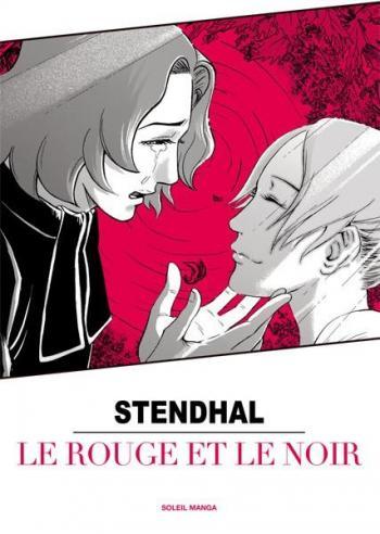 Couverture de l'album Le Rouge et le Noir (One-shot)
