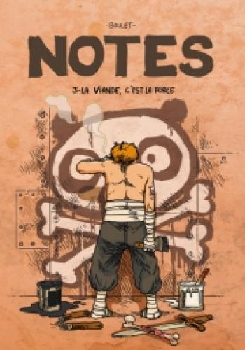 Couverture de l'album Notes - 3. La viande, c'est la force