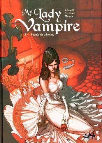Couverture de l'album My Lady vampire - 2. Poupée de crinoline