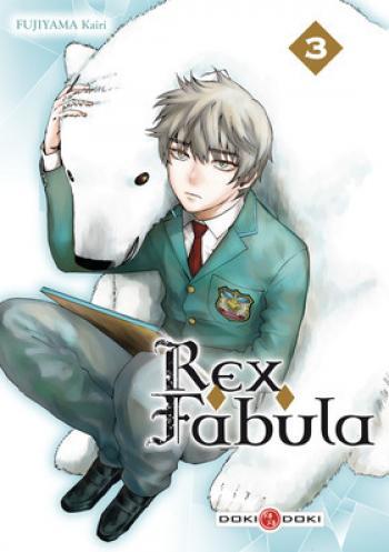 Couverture de l'album Rex Fabula - 3. Tome 3