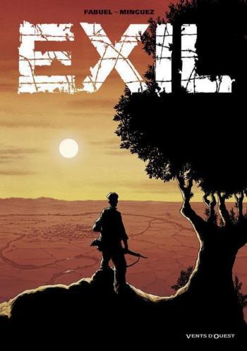 Couverture de l'album Exil (One-shot)