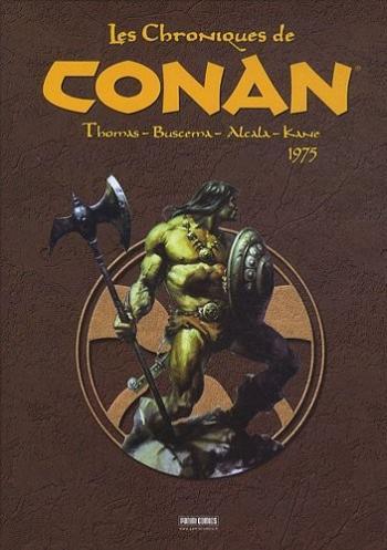 Couverture de l'album Les Chroniques de Conan - 2. 1975