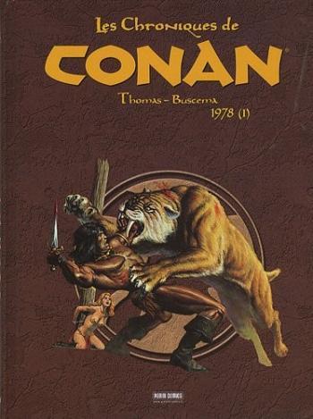 Couverture de l'album Les Chroniques de Conan - 5. 1978 (I)