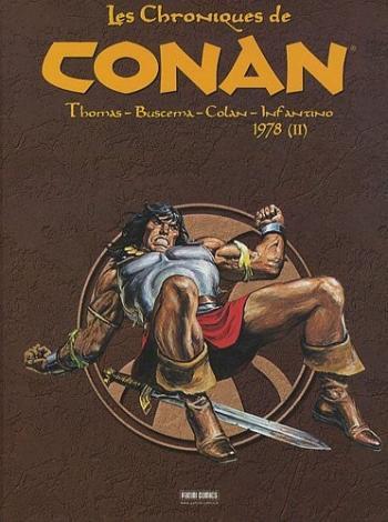 Couverture de l'album Les Chroniques de Conan - 6. 1978 (II)