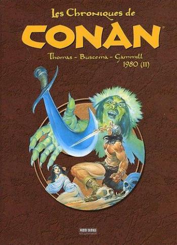 Couverture de l'album Les Chroniques de Conan - 10. 1980 (II)
