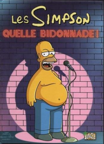 Couverture de l'album Les Simpson (Jungle) - 3. Quelle bidonnade !