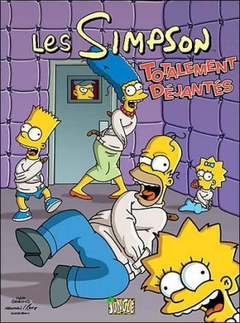 Couverture de l'album Les Simpson (Jungle) - 4. Totalement déjantés