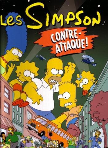 Couverture de l'album Les Simpson (Jungle) - 12. Contre-attaque