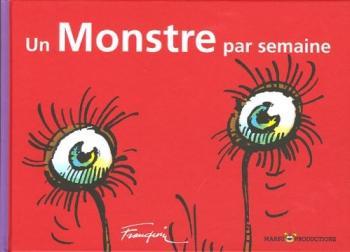 Couverture de l'album Un monstre par semaine (One-shot)