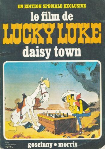 Couverture de l'album Lucky Luke - HS. Daisy Town ( Le film)