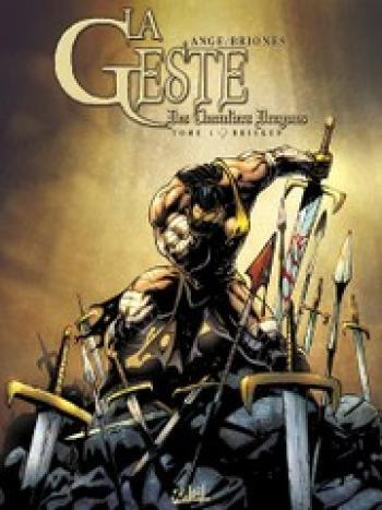Couverture de l'album La Geste des Chevaliers Dragons - 4. Brisken