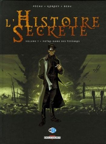 Couverture de l'album L'Histoire secrète - 7. Notre-Dame des ténèbres