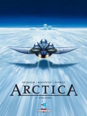 Couverture de l'album Arctica - 4. Révélations