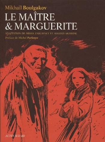 Couverture de l'album Le maître & Marguerite (One-shot)