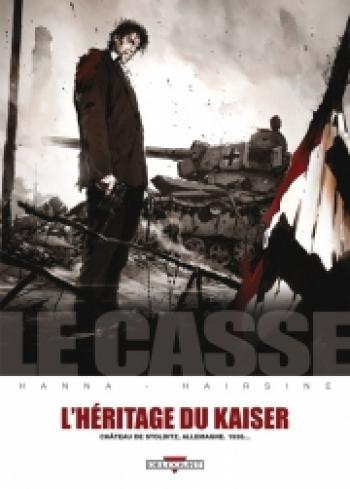 Couverture de l'album Le Casse - 6. L'Héritage du Kaiser