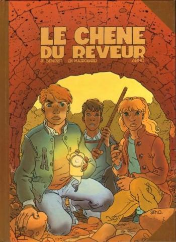 Couverture de l'album Le Chêne du rêveur (One-shot)