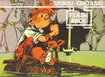 Couverture de l'album Spirou et Fantasio - HS. Flash Back