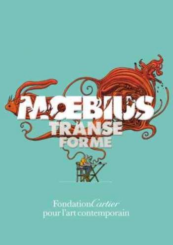 Couverture de l'album Moebius Transe Forme (One-shot)