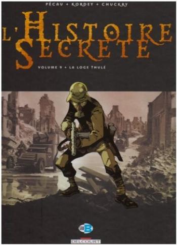 Couverture de l'album L'Histoire secrète - 9. La loge Thulé
